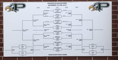 Boys basketball will play in the Prosper ISD Invitational, starting Thursday against Frisco Legacy Christian.