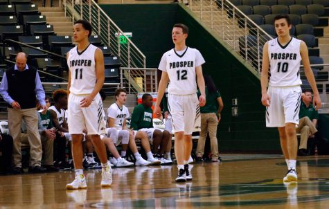 Prosper basketball jumps out to 13-1 start to season