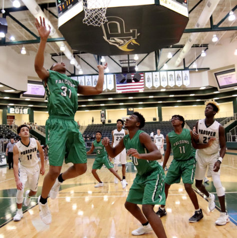 Prosper prevails against Lake Dallas 59-48 to clinch playoff spot