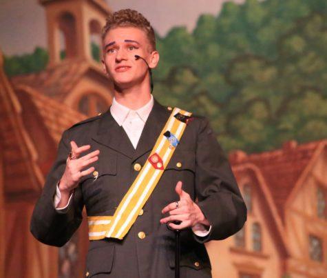Prosper theatre nominated for Dallas Summer Musicals High School Musical Theatre Awards