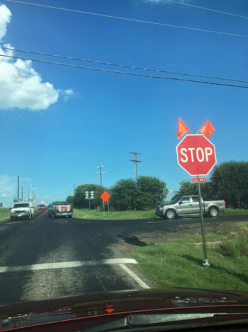 All-way stops installed on Frontier Parkway