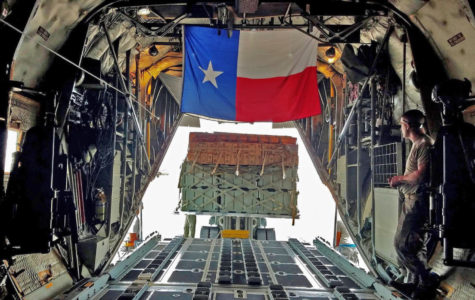 Berliner serves in South Texas with  National Air Guard after Hurricane Harvey
