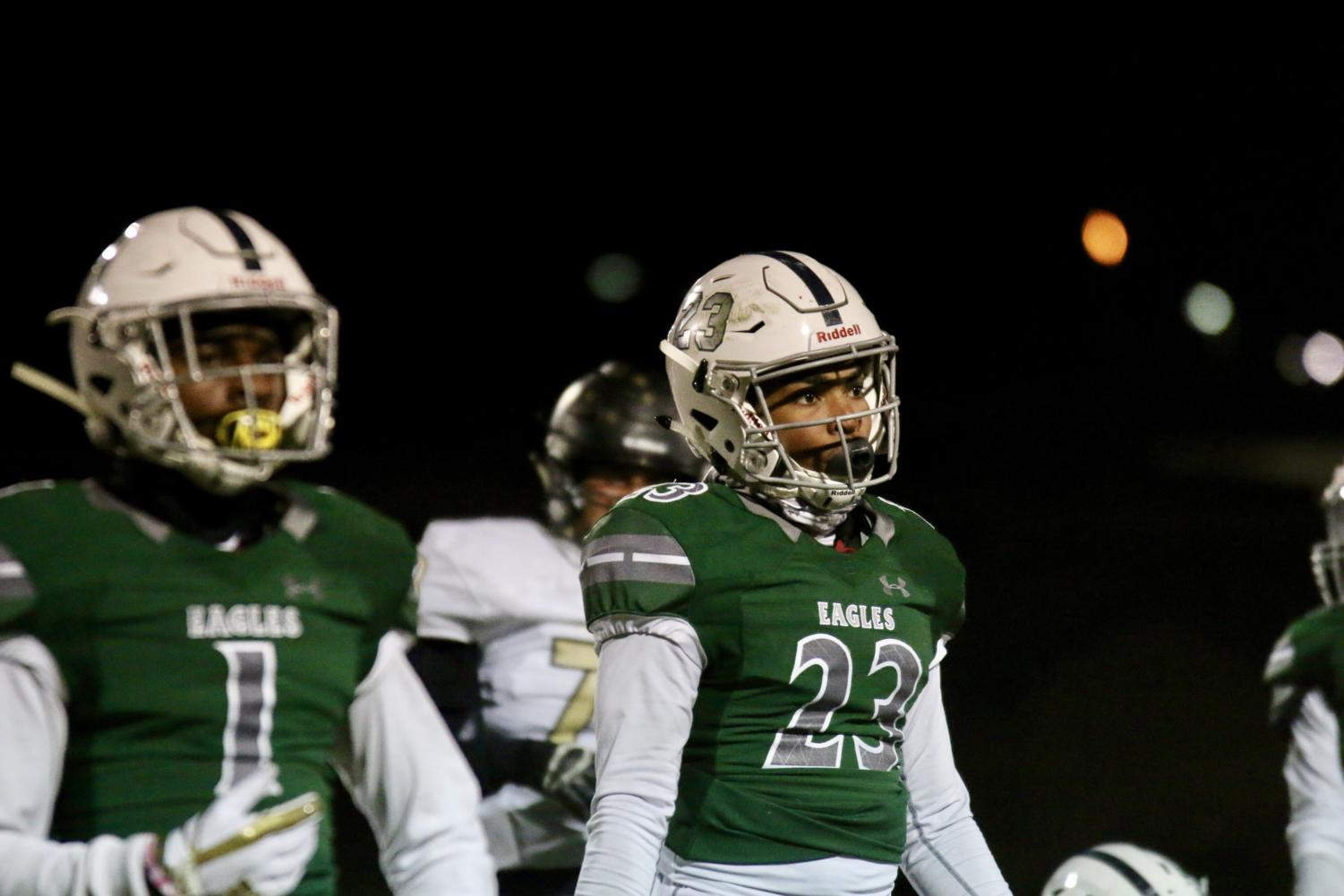 Prosper falls to Lake Ridge 38-28 to end season
