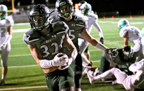 Eagles crush Lake Dallas 49-7