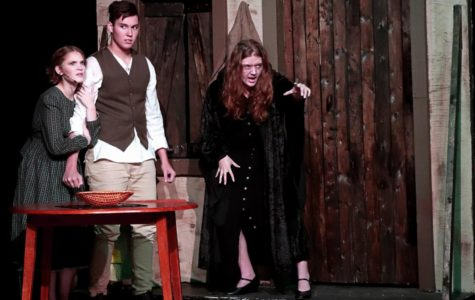 Theatre production's first musical showcase