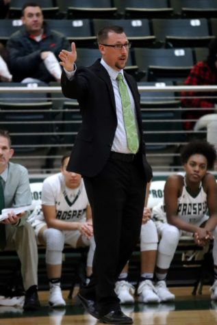 Head women's basketball coach Trey Rachal reaches 100th win