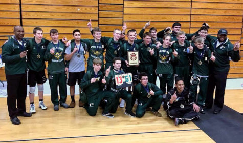 Prosper Boys Wrestling wins State Dual Championships