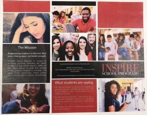 Counselors pilot Inspire program