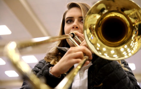 Band travels to Indianapolis