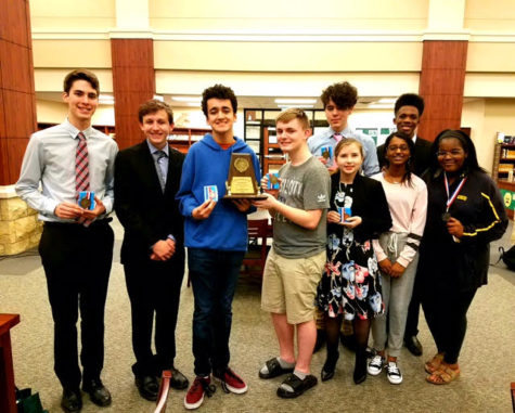 Speech team racks up major points at UIL District