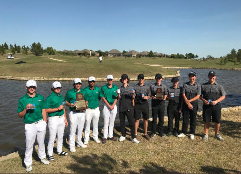 Golf wins fourth consecutive District Championship