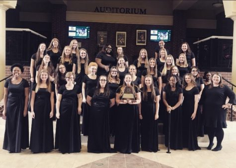 Choir holds clinic to prepare for UIL competition