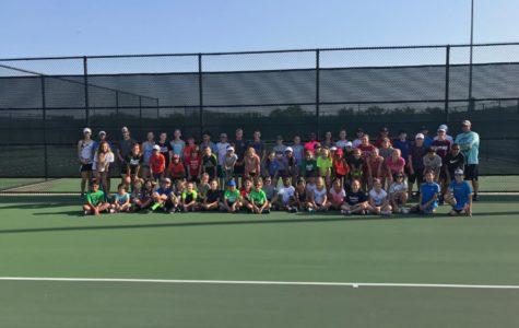 Prosper tennis to host summer camps