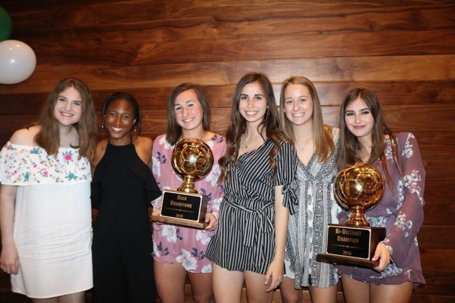 Girls+soccer+banquet
