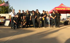 Fire Department attends Pride in the Sky event