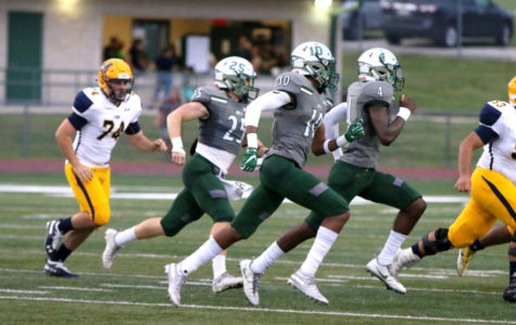 Prosper sweeps through McKinney at homecoming game 35-7