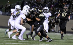 Football falls 26-14</br>to district foe Plano East