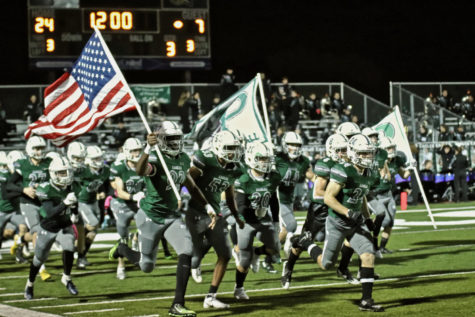 Last Eagle Stadium game </br>hits home </br>for family of senior athlete