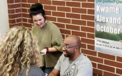 Kwame Alexander presents</br> reading program to K-12 students