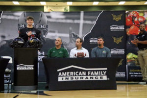 Senior Cade York selected as a 2019 'Under Armour All-American'