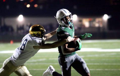 Eagles prevail against Jesuit Ranger's grip 30-28