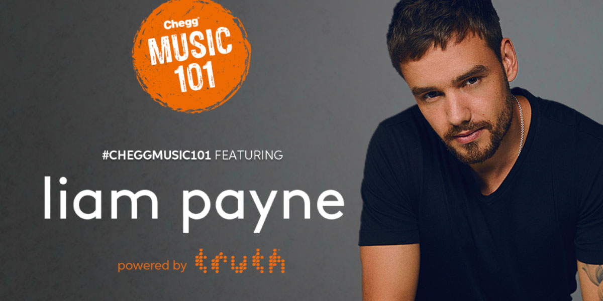 In a contest held by 'The Truth' and 'Chegg', Payne will visit the winning school and hold a private Q&A and concert. The winner will also receive a $10,000 grant for the music department. The contest runs from Oct 16 - Nov 13. Participants can enter daily and receive bonus votes by doing daily tasks.