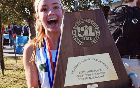 Cross country places third in 6A state meet