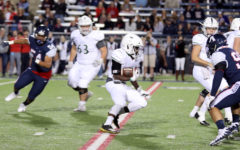 Football looks forward </br>to final matchup against Plano </br>after tough loss to Allen