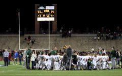 Varsity football reflects on loss against Allen Eagles