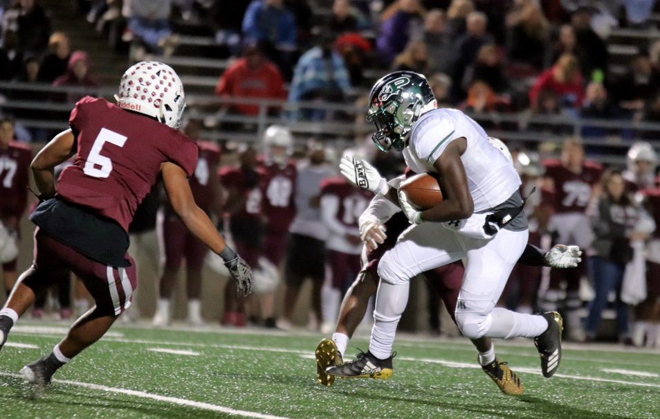 Eagles defeat Wildcats Prosper faces Naaman Forest next in