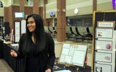 Scholars present original work pieces at PCIS showcase