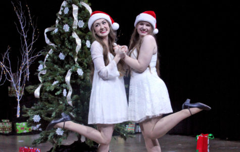 Show choir brings Christmas spirit to student body