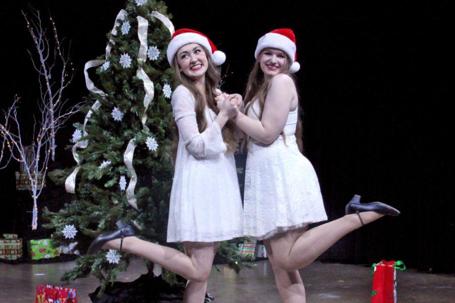 Show choir brings Christmas spirit to student body