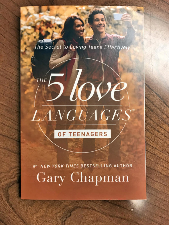 The new counselor-parent book club discusses how to improve communication with teens as outlined in The Five Love Languages of Teenagers by Gary Chapman. See the attached article for meeting dates.  Really what we see in our office so much is how communication solves so many problems, counselor Michelle Roach said. This is going to help us be able to talk to our kids in a better, more effective way,
