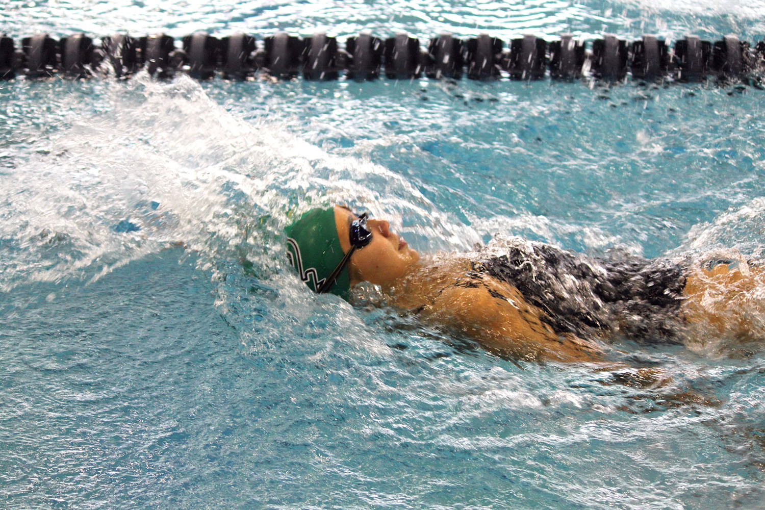 Both boys and girls varsity and junior varsity  swim teams will compete at the McKinney Nataorium at 3 p.m. today, Jan. 17, as they wrap up the district season.