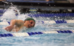Swim breaks records at region 2-6A meet