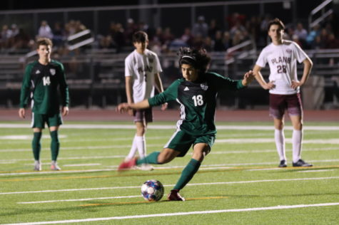 Analysis – Soccer wraps up district, ready to face Rowlett in playoffs