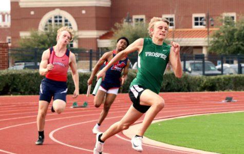 Prosper hosts track meet, athletes break records