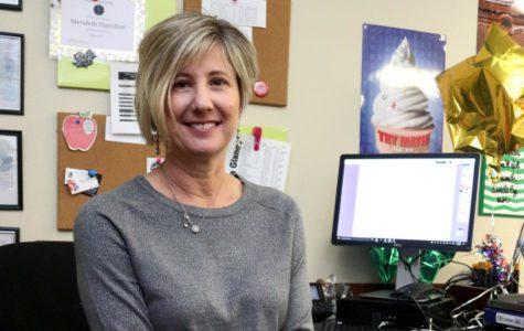Upperclassmen math teacher earns 'Teacher of the Year'