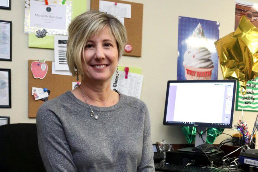 Upperclassmen math teacher earns Teacher of the Year