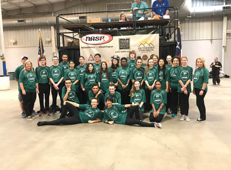 The+Prosper+archery+team+groups+together+after+finishing+all+their+flights+at+state.+The+team+traveled+to+Belton%2C+Texas%2C+to+compete+at+the+2019+Texas-NASP+State+Tournament.+%E2%80%9CI+think+about+how+breathing+is+important%2C+and+also%2C+I+need+to+slow+down+and+take+my+time%2C%22+freshman+archer+Emma+Lynch+said.+%22It+is+just+me%2C+an+arrow%2C+and+my+target.%E2%80%9D+The+team+placed+seventh+out+of+59+other+groups+that+competed+March+29.+This+placement+qualified+the+team+to+advance+to+nationals.++%0A+%E2%80%9CWe+are+very+proud+of+what+our+High+School+Archery+team+has+accomplished+so+far+this+year%2C%22+head+coach+Jason+Lynch+said.+%22We+punched+our+ticket+to+the+Western+National+Tournament+in+Salt+Lake+City%2C+Utah%2C+later+in+April.%E2%80%9D+%0AThe+team+includes+front+row+from+left+to+right%3A+Andrew+Day%2C+Ethan+Doucet%0Asecond+row+from+left+to+right%3A+Christopher+Siller%2C+Max+Havens%2C+Parker+Johnson%2C+Claire+Humphreys%0Athird+row+from+left+to+right%3A+Carolina+Alatore%2C+Cadence+Holguin%2C+Tilly+Mote%2C+Akwani+Nyamboli%2C+Emily+Reish%2C+Jessica+Hampton%2C+Lucy+Bedell%2C+Julia+John%0Afourth+row+from+left+to+right%3A+Jason+Lynch%2C+Tonya+Lynch%2C+Anthony+Panebianco%2CTyler+O%27daniel%2C+Sam+Sidhu%2C+Madeline+Juengling%2C+Jaden+Kolas%2C+Adriana+Robinson%2C+Kaden+Forrer%2C+Isabella+Mackay%2C+Elina+Day%2C+Emma+Lynch%2C+Braedyn+Deaver%2C+Robyn+Johnson.%0A%0A