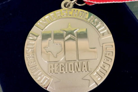 Academic UIL competes in regional competition