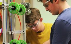 Robotics team places 7th at World Competition