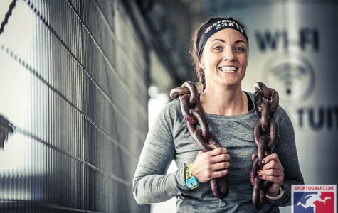 Teacher races toward 'trifecta' in Spartan Races