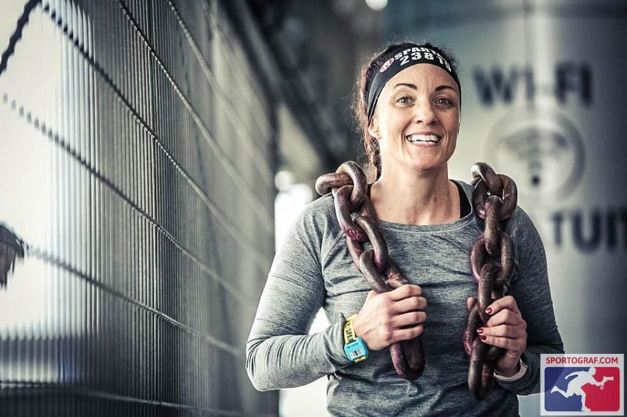 Teacher races toward 'trifecta' in Spartan Races