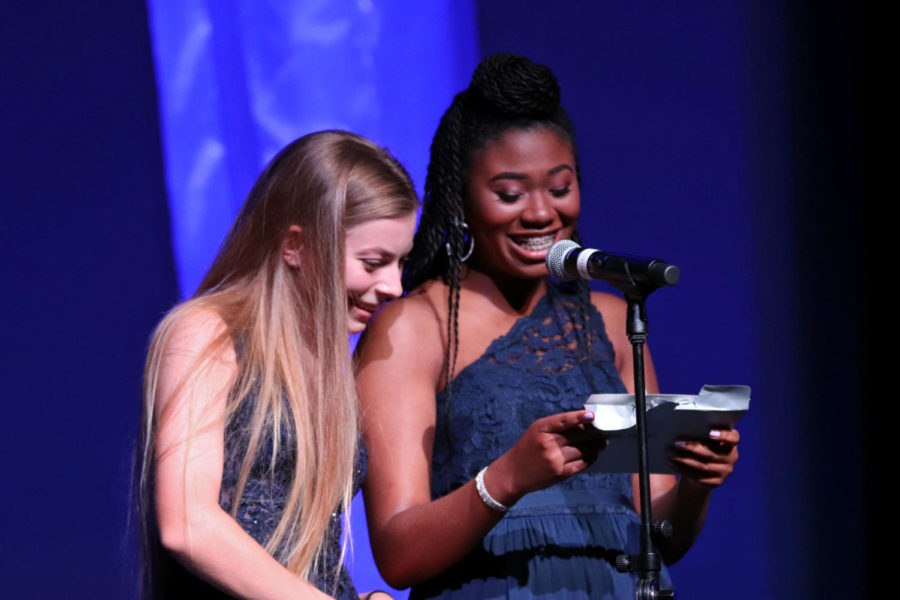 Eagle Nation Media hosts annual Talon Awards