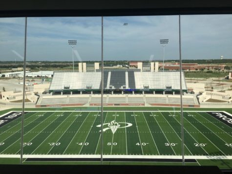 Graduation moved from The Star in Frisco on May 22 to Children
