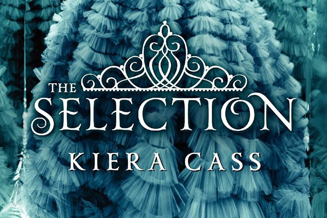 The Selection by Kiera Cass covers action, suspense, comedy and romance. The series can be found in the library ready for check out.