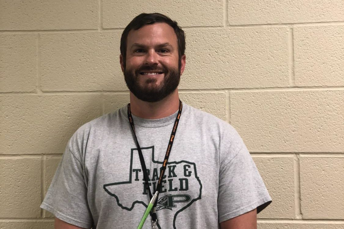 Ty Morton joins to teach English I and coach soccer this year.