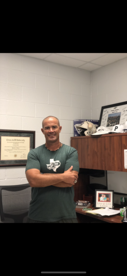 Coach Scott Holder joins varsity baseball as Head Coach for 2019-2020.